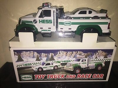 Hess Toy Truck And Race Car 2011 (New In Box)
