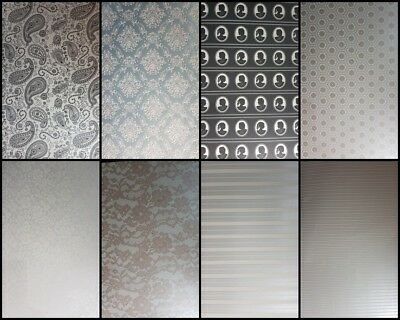A4 Patterned Paper Pinstripe Bluebell Cameo Tiles Princess Pearl Cristina RE