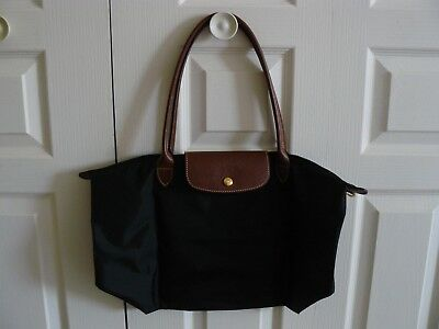 Longchamp Le Pliage Tote Bag L BLACK