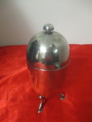 Art Deco Elkington Silver Plated Sugar Dispenser Christopher Dresser Influence