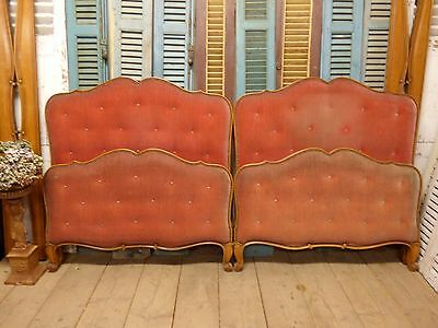 Vintage French  Beds - ha105/ha106