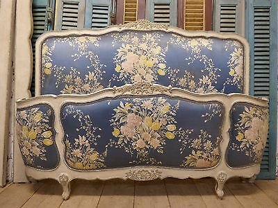 Antique French King Size Bed - fd130