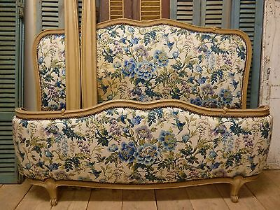 Impressive Antique King Size French Bed - dc27