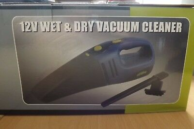 Challenge Extreme 12V Wet & Dry Car Vacuum Cleaner,new In Boxes,please Read.