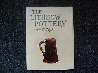 Lithgow Pottery Book Ian Evans