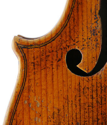Fine, antique GIOVANNI LUPPI Italian old 4/4 master violin - geige, fiddle 小提琴