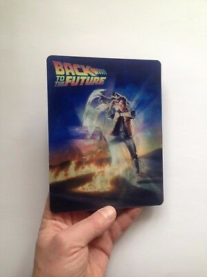 Back to the Future  Magnet lenticular Flip effect for Steelbook