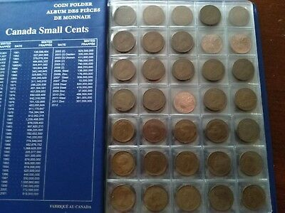 Collection of 97 Penny, Near Complete From 1921-2012, No Reserve!