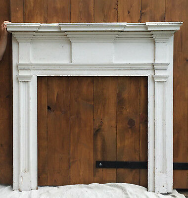 Antique Federal Fireplace Mantel/Surround - VG Condition - Philadelphia Area