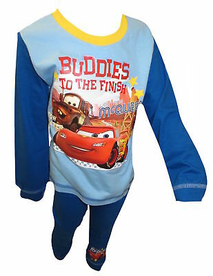Disney Cars Boy's Pyjamas 18-24 Months