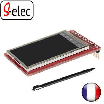 "5046# 2.0"" 3.3V TFT LCD Touch Screen Breakout Board With Touch Pen s-elec"