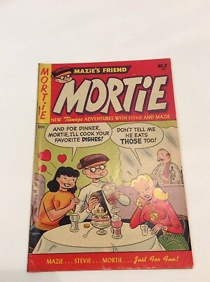 Mortie- Vol.1 No.2 March 1953 By Magazine Publishers