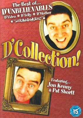 Dunbelievables: D'Collection! The Best of... [DVD] Jon Kenny / Pat Shortt