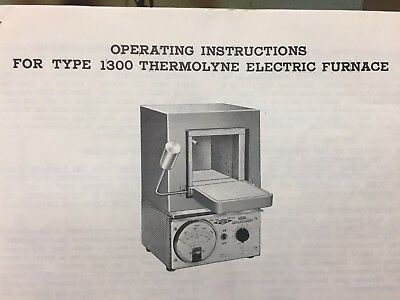 Electric 1300 Thermo Bench Oven/Furnace