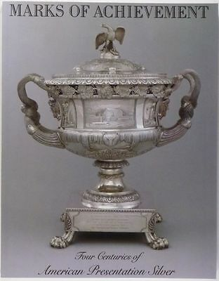 American Antique Presentation Silver in Museum of Fine Arts Houston Catalog
