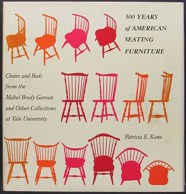 Antique American Chairs and Beds - Mabel Brady Garvan Collection @ Yale