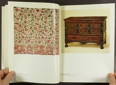 Antique New England 17th Century Furniture & Arts - 3 Volume Boston Exhibit