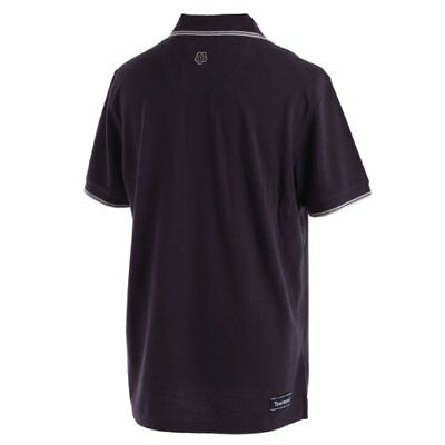 Townend Mouse Polo Shirt - Charcoal - Small - Horse Equestrian Shirts