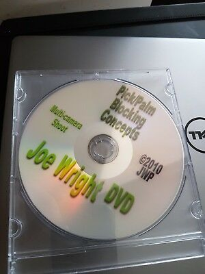 Joe Wright DVD pick blocking pedal and lap steel guitar