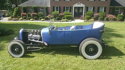 1926 Ford Model T Touring / Phaeton 1926 Ford Model T Touring / Traditional Hotrod