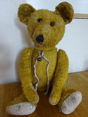Teddy antique, ours ancien , Jopi
