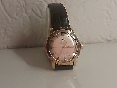 Ancienne Montre Omega Seamaster Automatic Or 18 carats