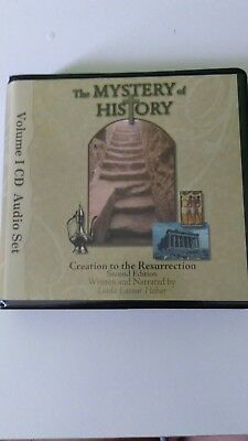 The Mystery of History Audio set Vol 1 Like New