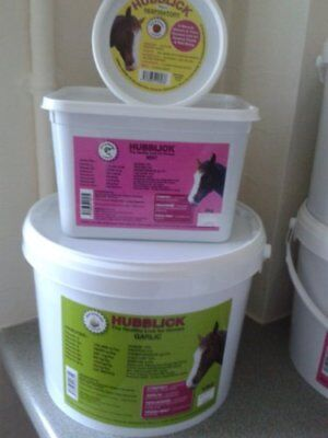 Hubblick Mint - Stable - 5kg - Horse Equestrian Horse Feed
