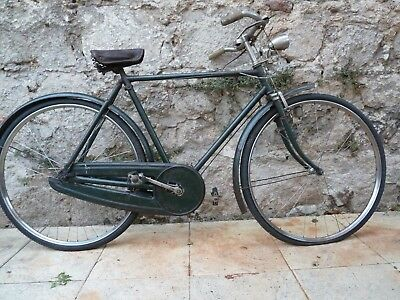 ancien velo Robin Hood  annee 50 BICI OLD BIKE Raleigh COLLECTION rare