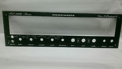 Sale!  New Marantz 4400 Black Laser Etched Faceplate