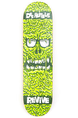 ReVive Doug Des Autels Monster Skateboard Deck 8.0 FREE JESSUP GRIP & FREE POST
