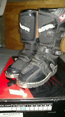 Kids Motocross Boots Size 13
