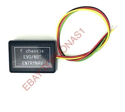 F Series BMW CIC NBT EVO CAN BRIDGE WAKE UP BENCH CODING FLASHING + OABR Cable
