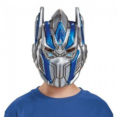 Disguise Optimus Prime Movie Child Mask, One Size