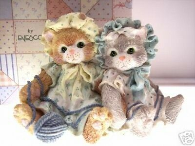 Calico Kittens UR ALWAYS THERE WHEN I NEED U 627992 '92 ** FREE USA SHIPPING