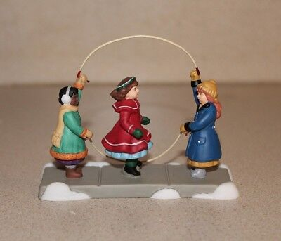 """Dept. 56 Accessory """"All In Together Girls"""" 56.58960 Christmas in the City"""