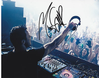 Markus Schulz Signed Autographed Edm Dance Trance House Music 8X10 Photo Proof 2