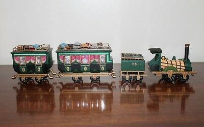 """Department 56 Accessory """"The Flying Scot Train"""" 56.55735 Heritage Village Coll."""