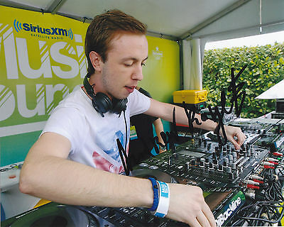 Andrew Rayel Signed Dance Music Edm Trance Autograph 8X10 Photo Fyh  Exact Proof