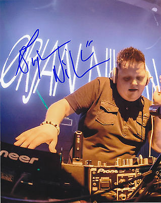 Orjan Nilsen SIGNED AUTOGRAPH DANCE MUSIC EDM TRANCE 8X10 PHOTO PROOF #4