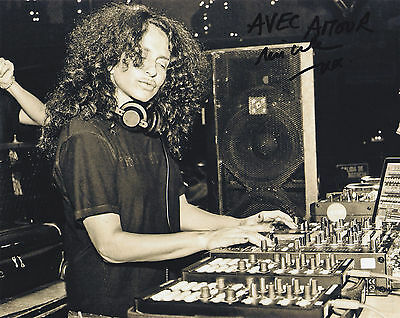 Nicole Moudaber Signed Autographed Edm Techno Trance Music 8X10 Photo #3