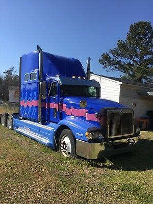 1999 international eagle 9400  was on TV show Trick My Truck