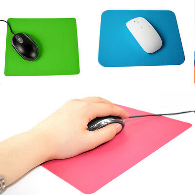 Ultra-thin Optical Mousepad Anti-Slip Wrist Rests Mouse Pad Mats  Gaming Laptop