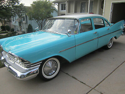 1959 Plymouth Other Base 1959 Plymouth Savoy