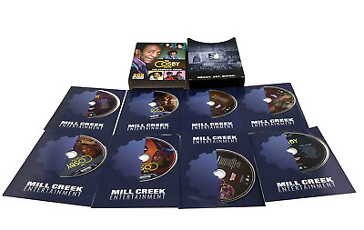 The Bill Cosby Show: Complete TV Series Seasons 1 2 3 4 5 6 7 8 Boxed DVD Set