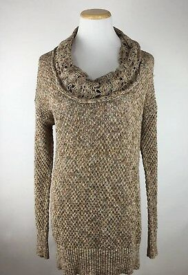 Jessica Simpson Maternity Cowl neck sweater Large