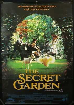 The Secret Garden (1993) Australian One Sheet