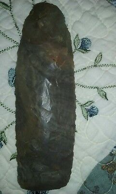 Ancient Egyptian Neolithic - Fayum - hand axe tool 7000-9000 years old