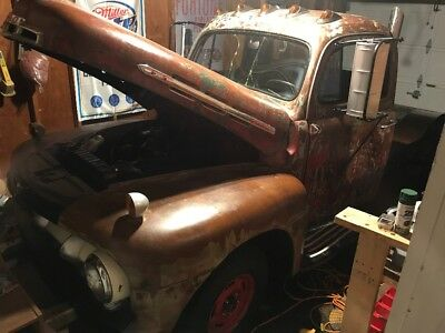 1951 Ford Other Pickups  1951 Ford pickup