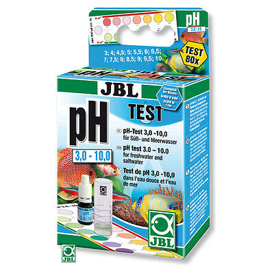 JBL pH Test-Set 3,0 - 10,0, UVP 8,89 EUR, NEU